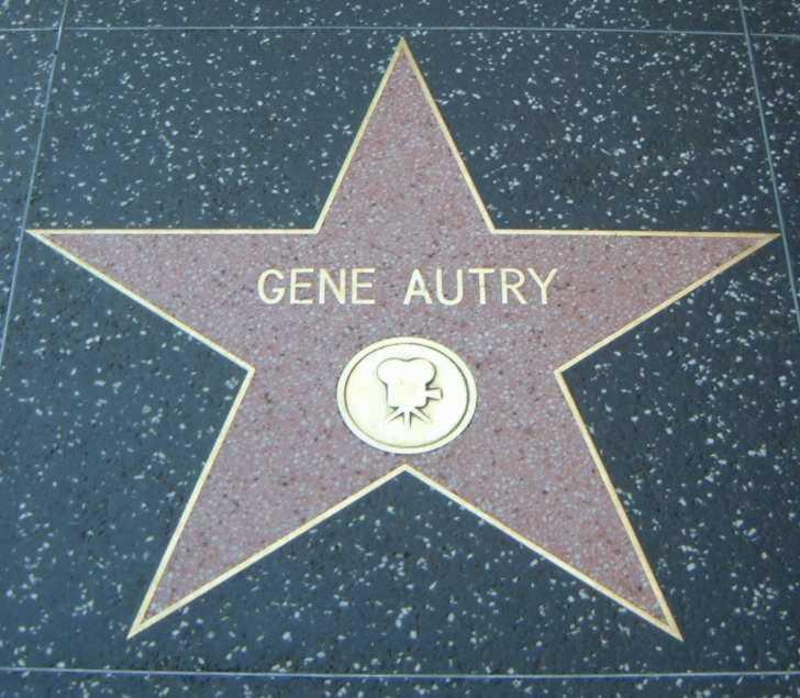 Gene Autry's Walk of Fame