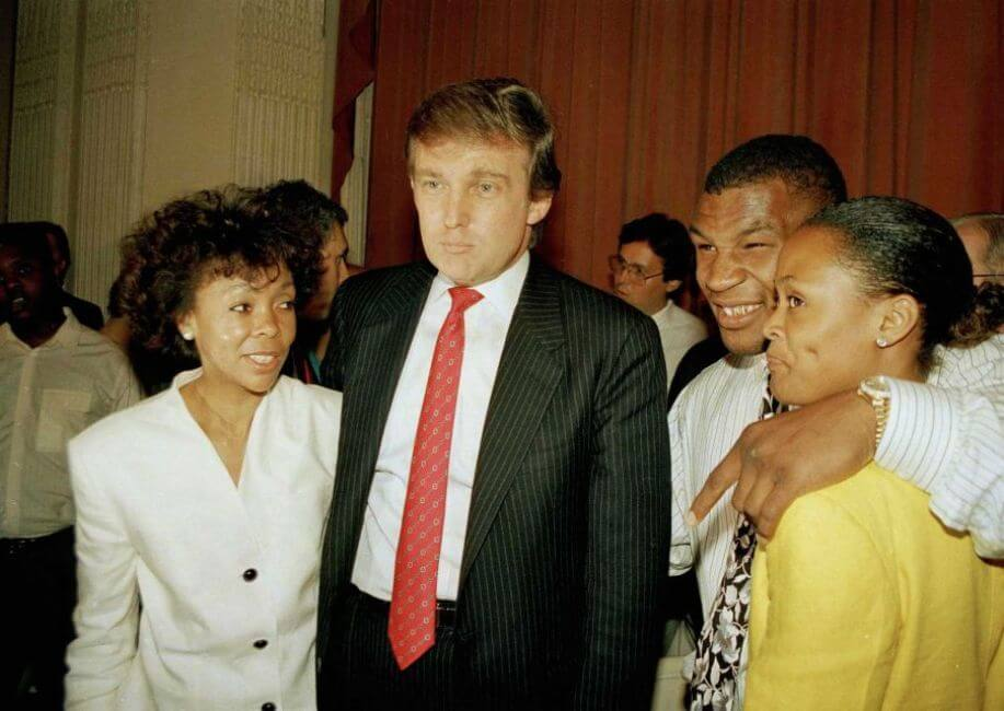 T and T: Tyson and Trump