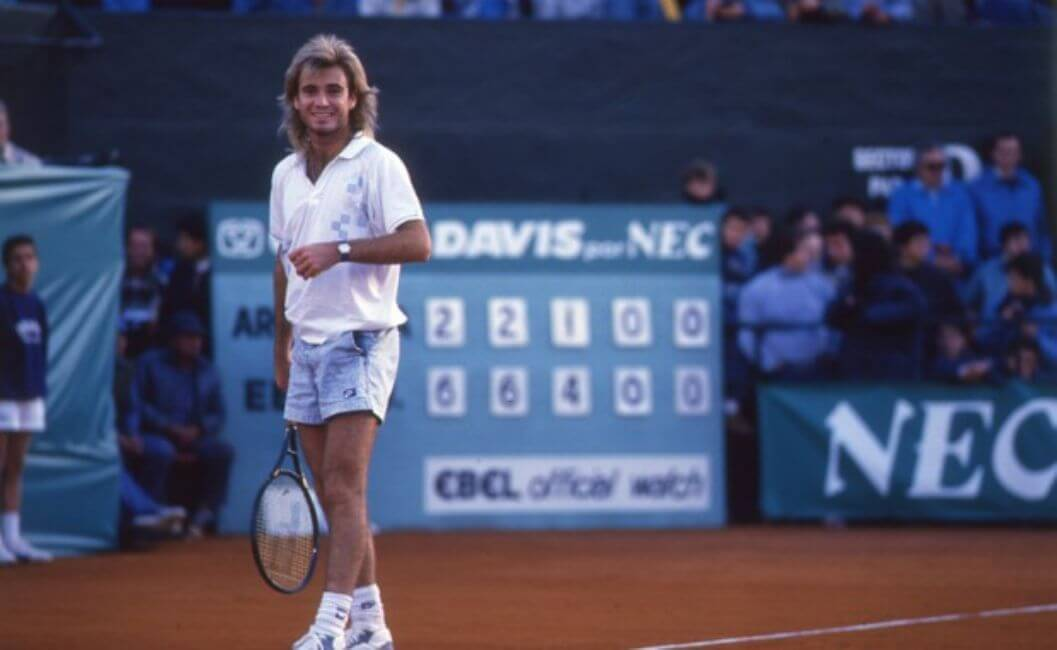Andre Agassi: A Man of the Times