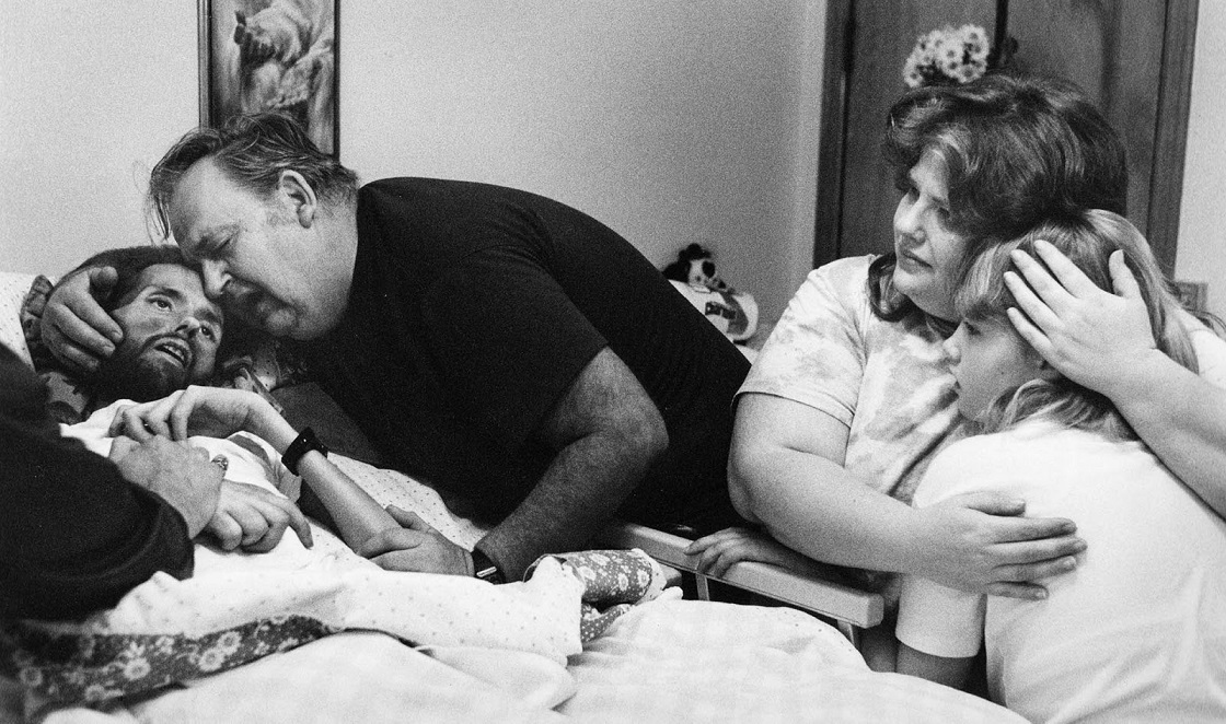 The Photo That Changed the Face of AIDS