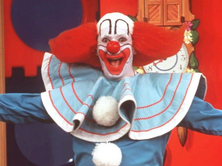 Bill Britten Went on to Become Bozo the Clown