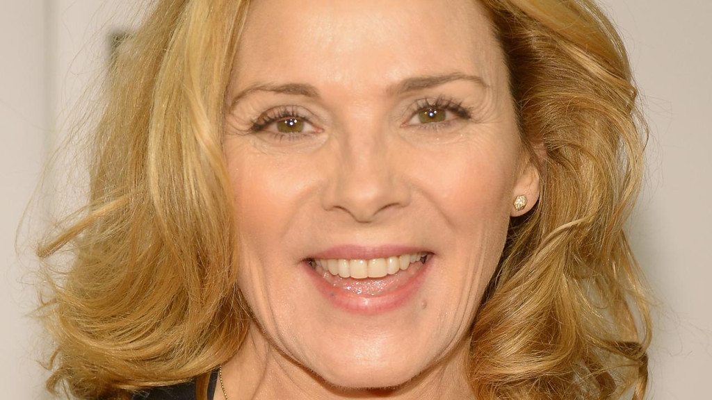Kim Cattrall's Worst Date Was At Work