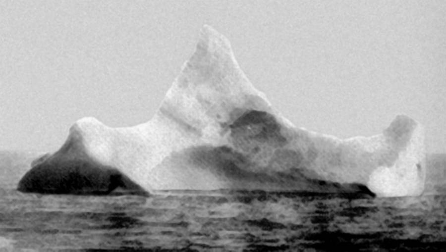 Very Little Concern About Icebergs