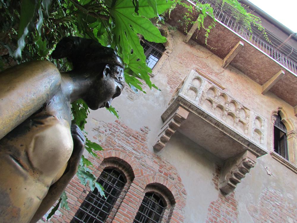 Juliet's House: Verona, Italy