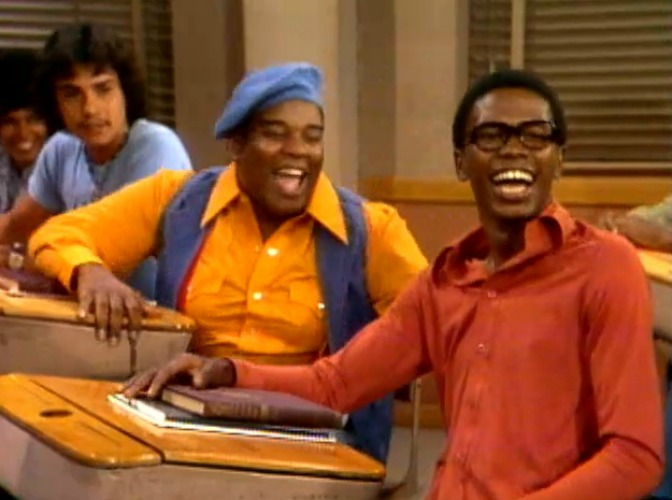 Fred Berry and Earnest Thomas Walked off Set in the Second Season