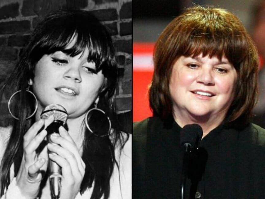 Linda Ronstadt – Then and Now