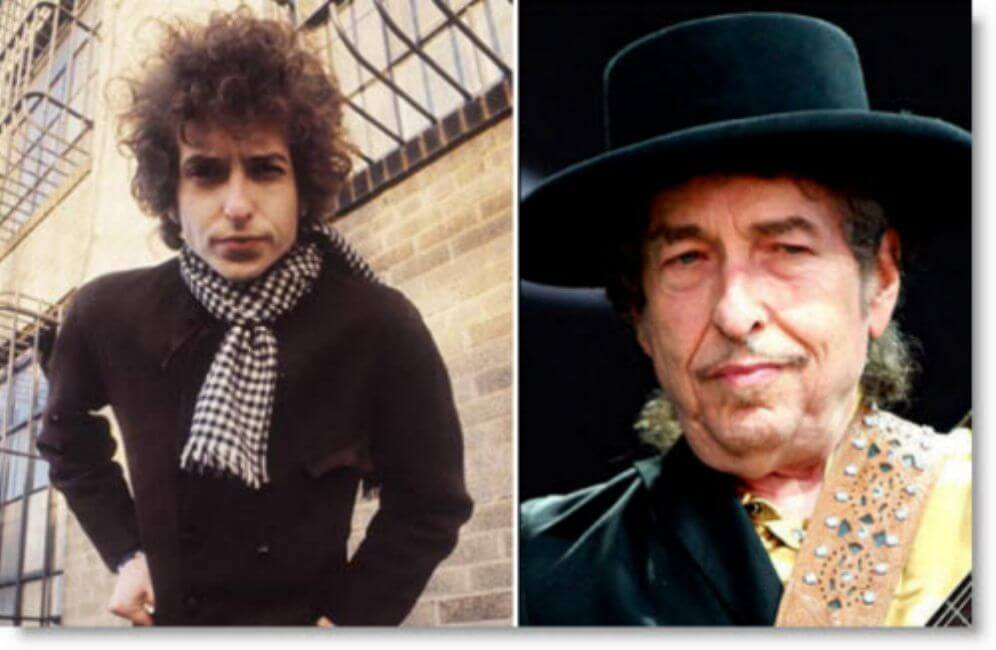 Bob Dylan – Then and Now