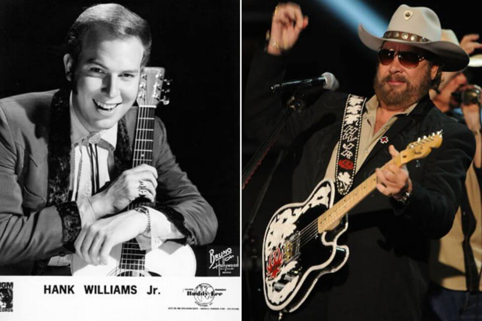 Hank Williams Jr. – Then and Now