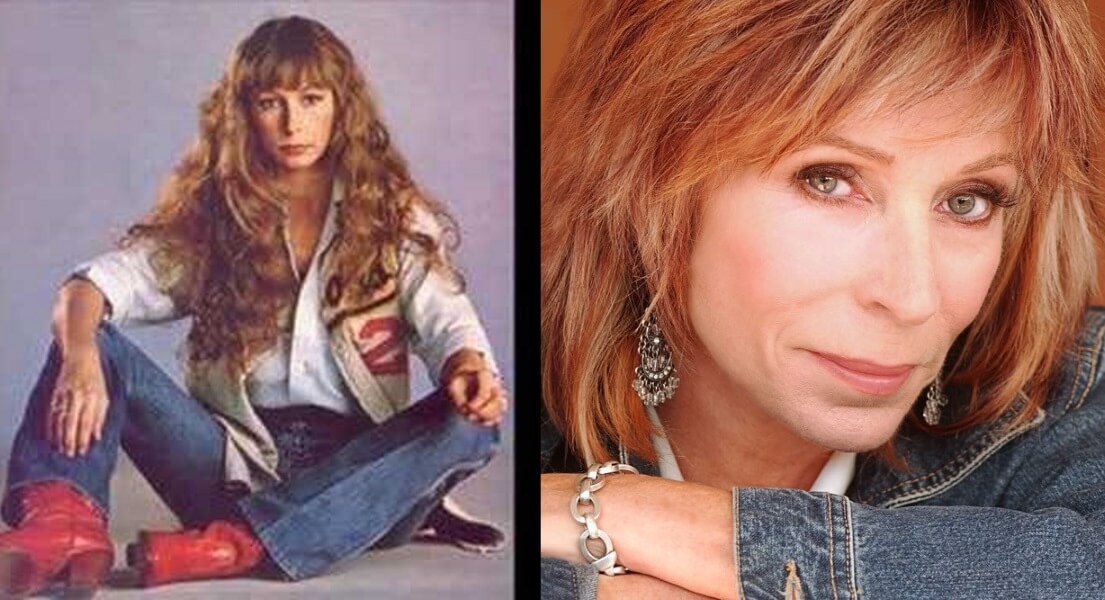 Juice Newton – Then and Now