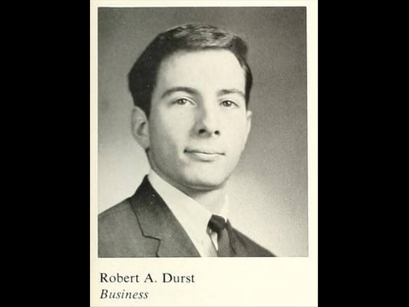 Graduation and Separation All in One for Robert Durst