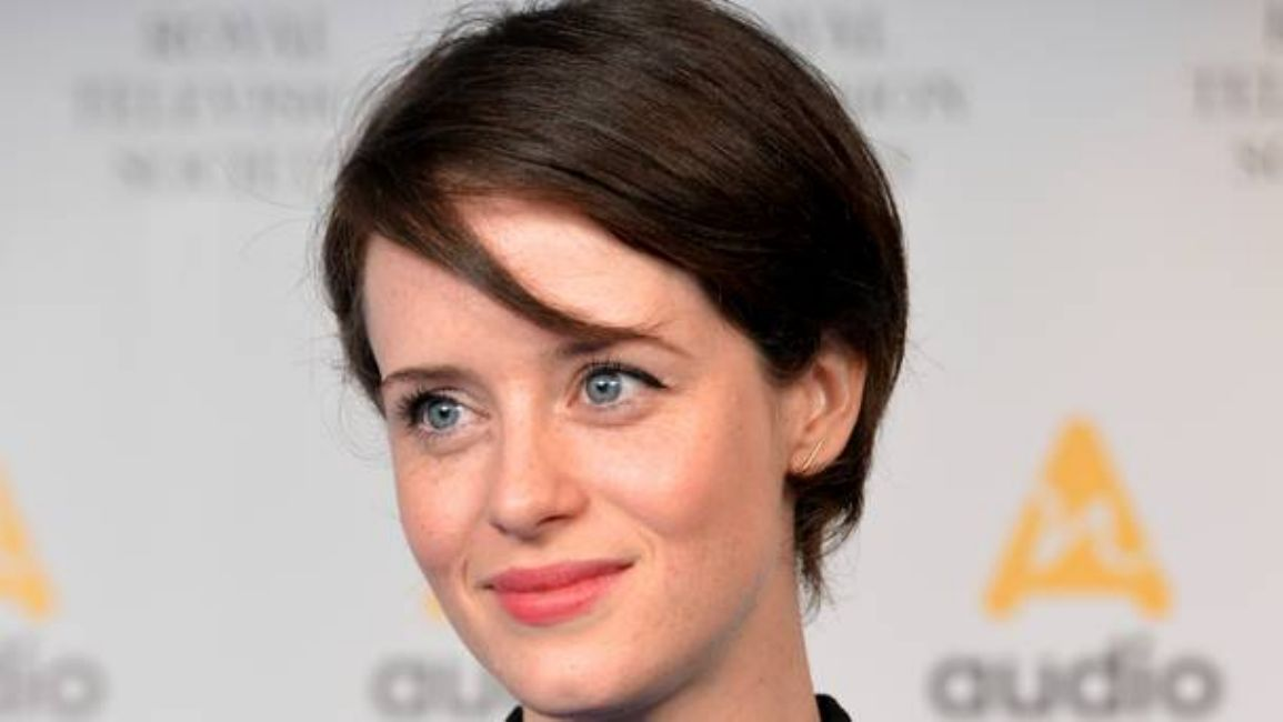 #60 Claire Foy