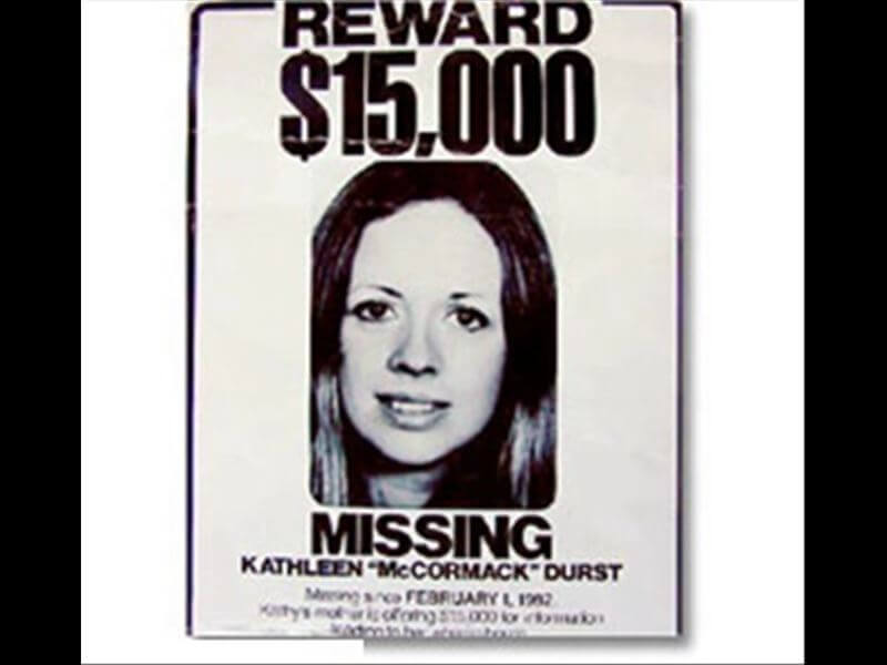 Kathleen McCormack is Declared Deceased by her Family