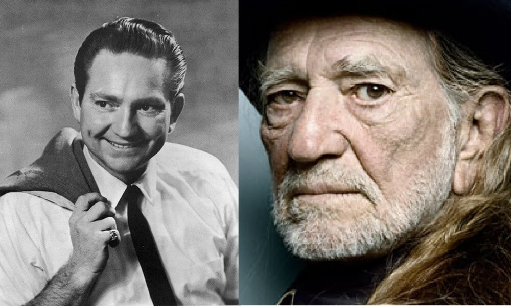 Willie Nelson – Then and Now