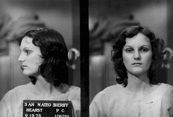 The Arrest Of Patty Hearst