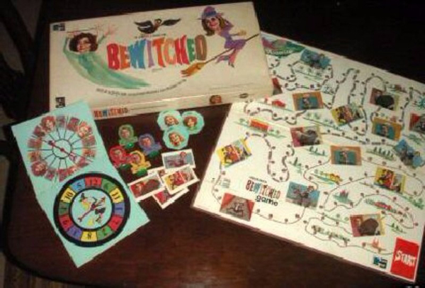 Bewitched Board Games