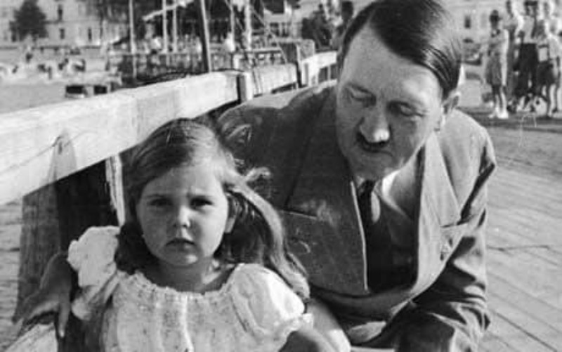 Hitler's Favorite Little Girl