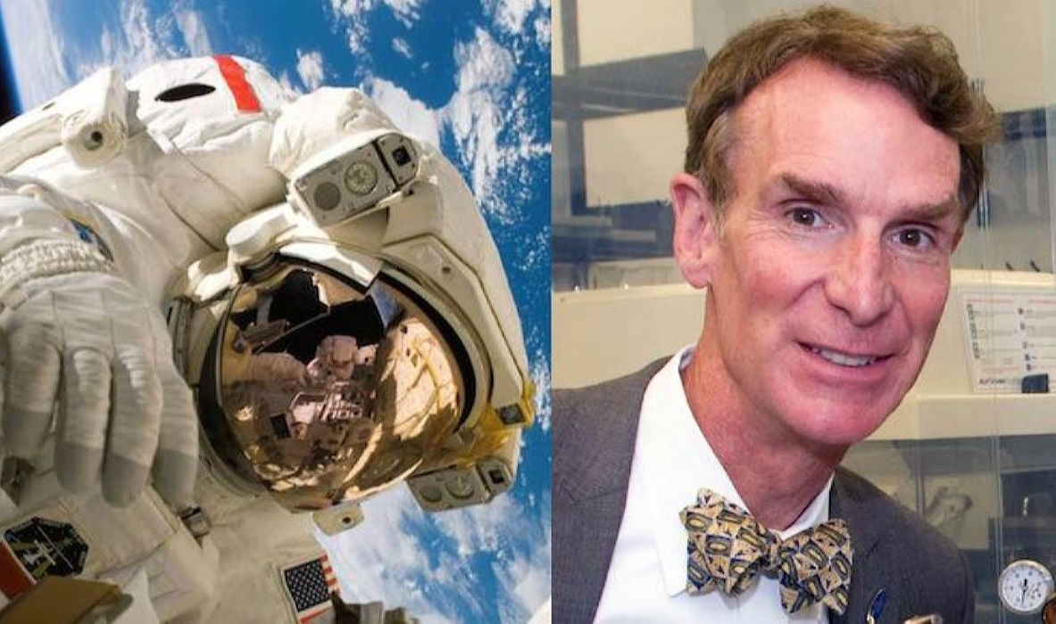 BIll Nye Applied To Be An Astronaut