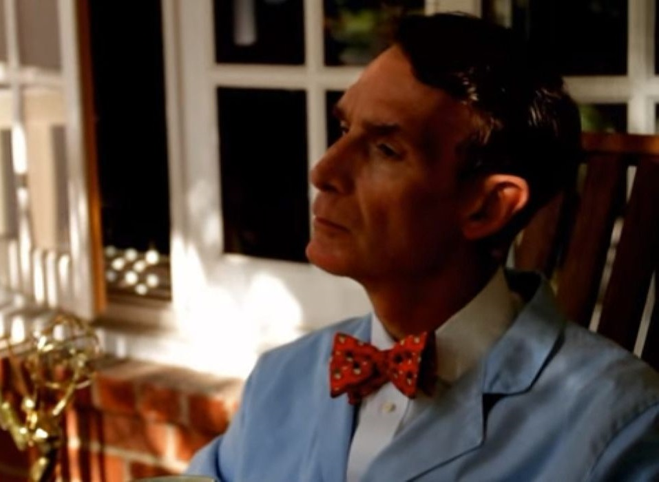 Bill Nye Appeared In A Music Video