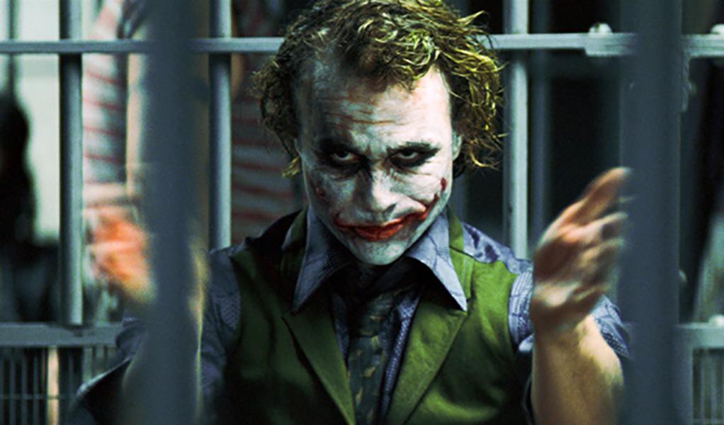 Joker's Sadistic Applause Speaks Volumes
