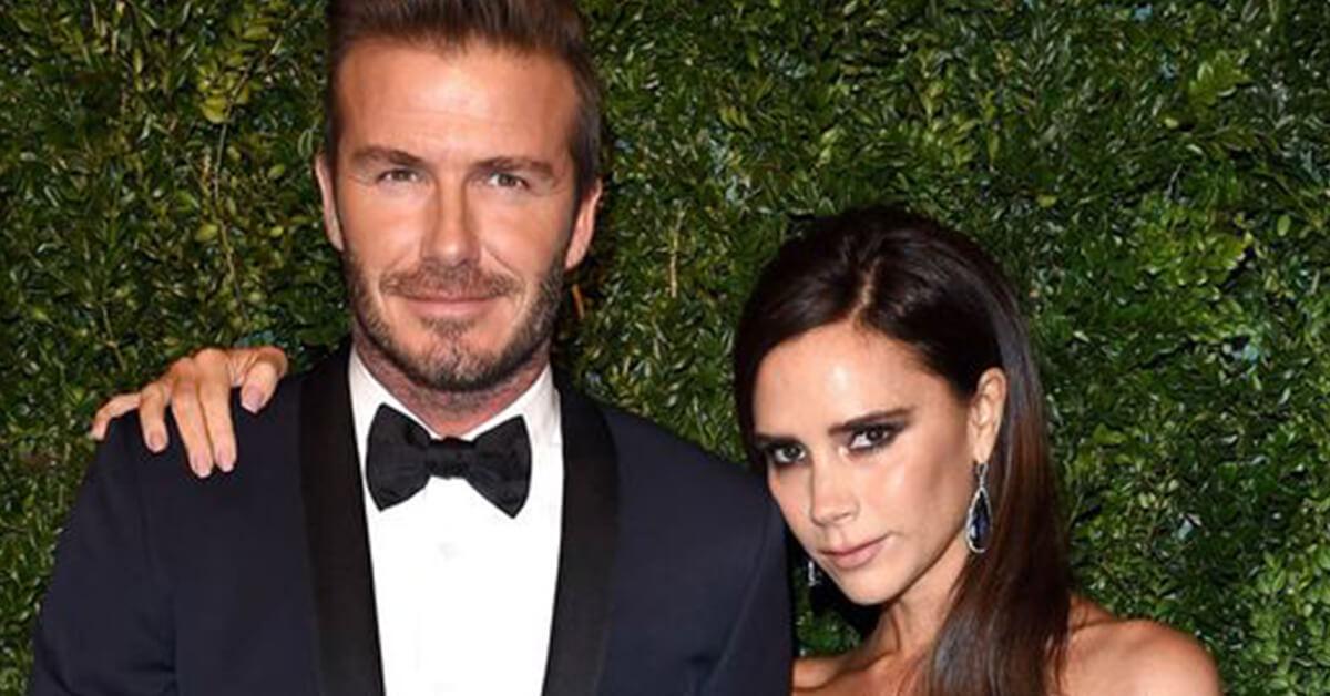 David and Victoria Beckham – $770 Million