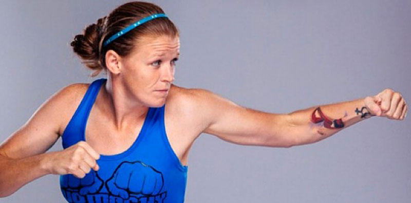 It's A Family Affair For Tonya Evinger