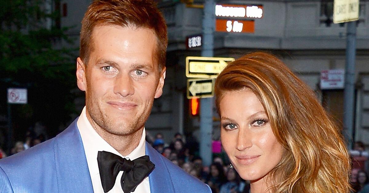 Tom Brady and Gisele Bündchen – $595 Million