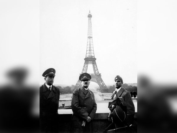 Hitler Couldn't See The View From The Eiffel Tower