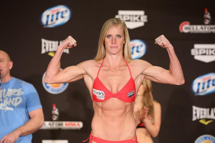 "Holly ""The Preacher's Daughter"" Holm"