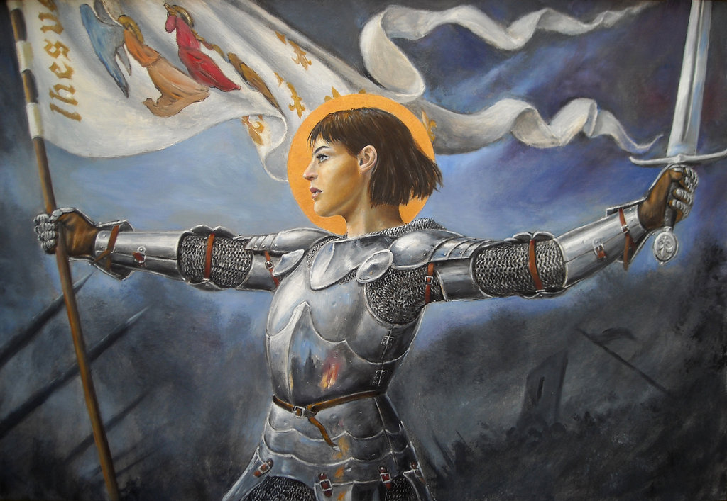 The Amazing Joan Of Arc