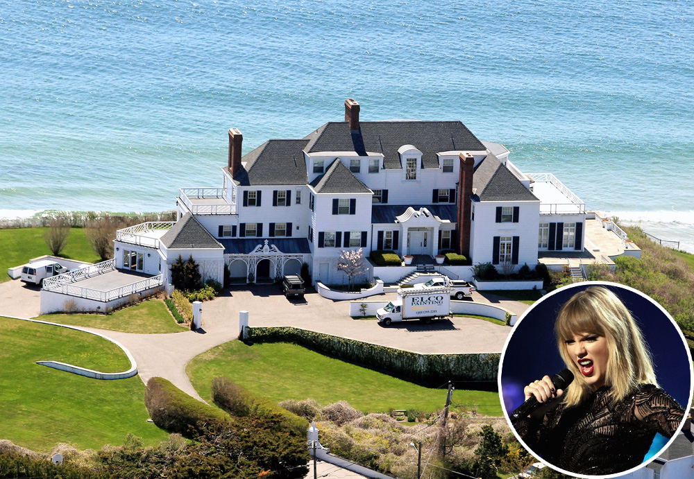Taylor Swift's Million-Dollar Real Estate Ventures