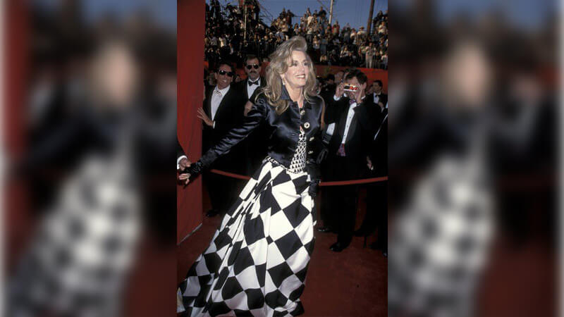 The Jane Fonda Versace Dress That Landed Her On Fashion Police