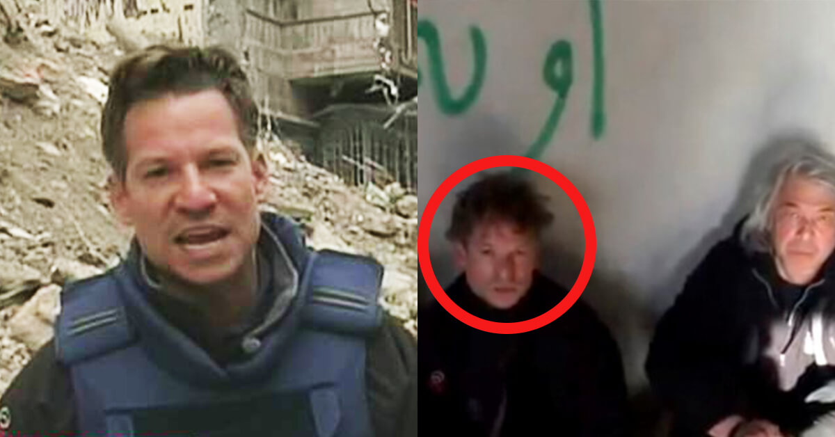 NBC Executives Cover up Knowledge in the Richard Engel Kidnapping