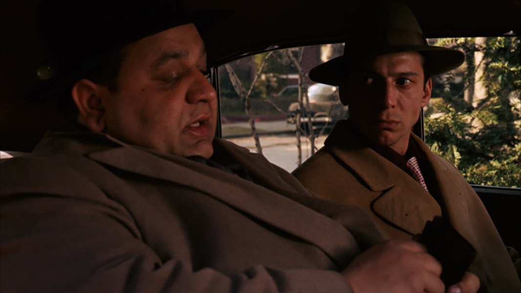 The Godfather: Gun And Cannoli