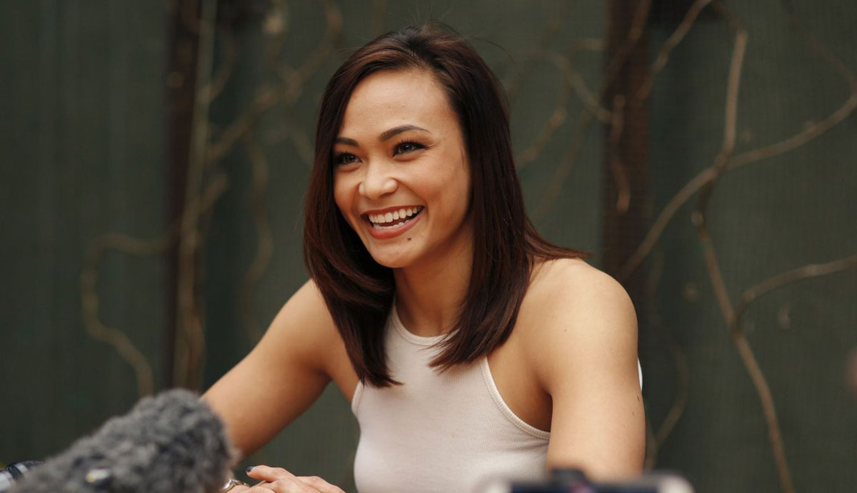 Model-Turned Fighter Michelle Waterson