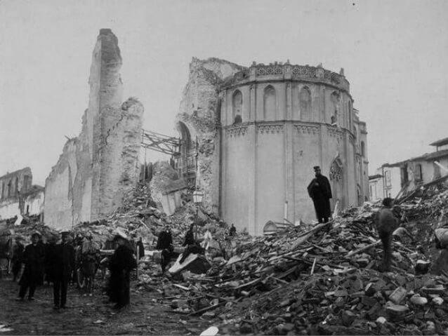 Haiyuan Earthquake, 1920