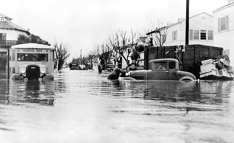 Yellow River Flood, 1887