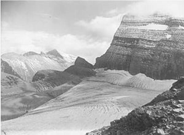 Glacier National Park: Then