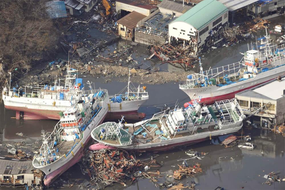 Tōhoku Earthquake and Tsunami, 2011