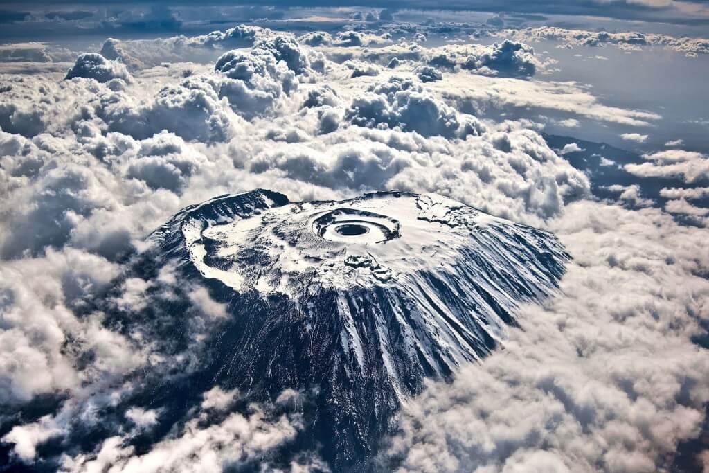 Mount Kilimanjaro: Then