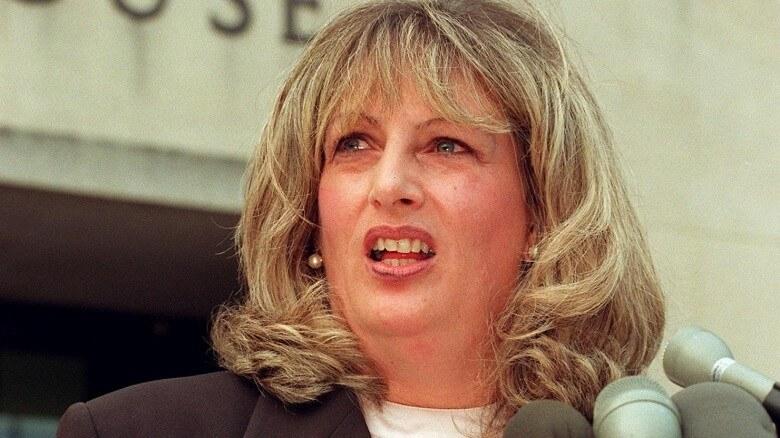 Linda Tripp – Clinton-Lewinsky Scandal