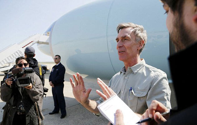 Bill Nye Worked On Boeing 747s