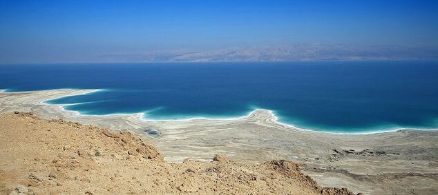 The Dead Sea: Now