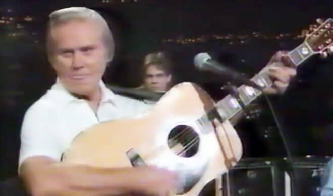 """No Show"" George Jones"