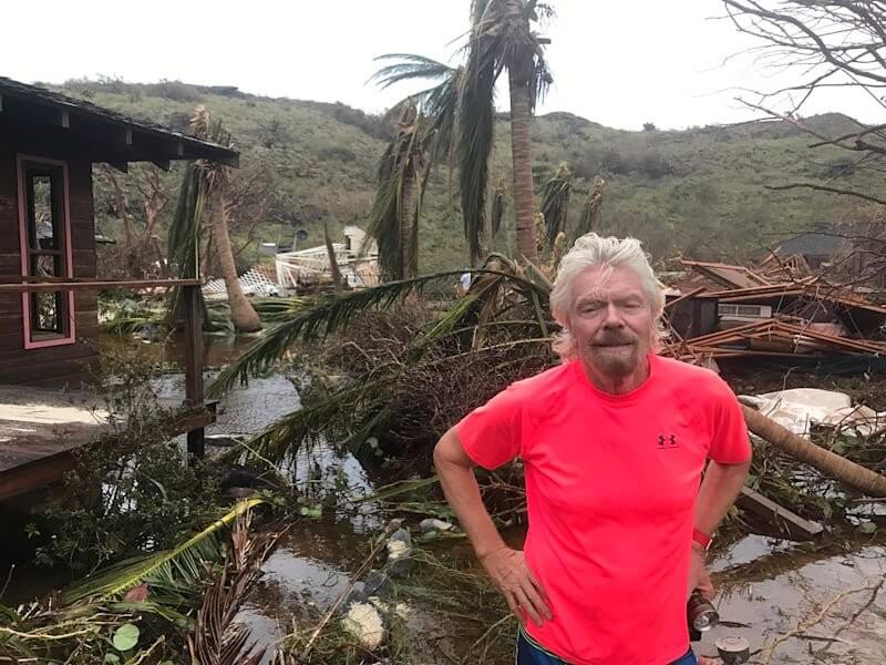 Billionaire's Private Island Destroyed