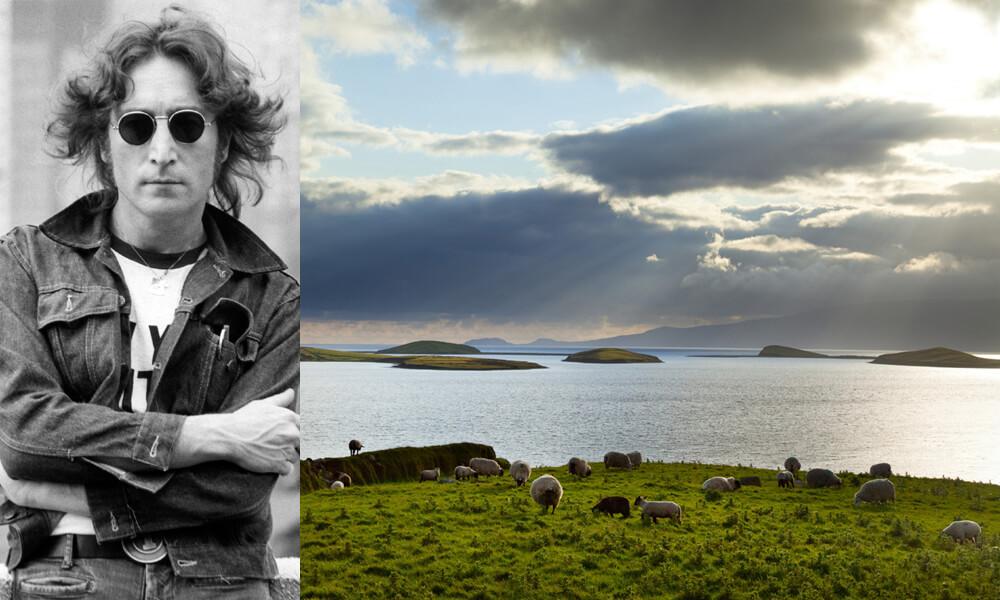 Lennon's Irish Getaway
