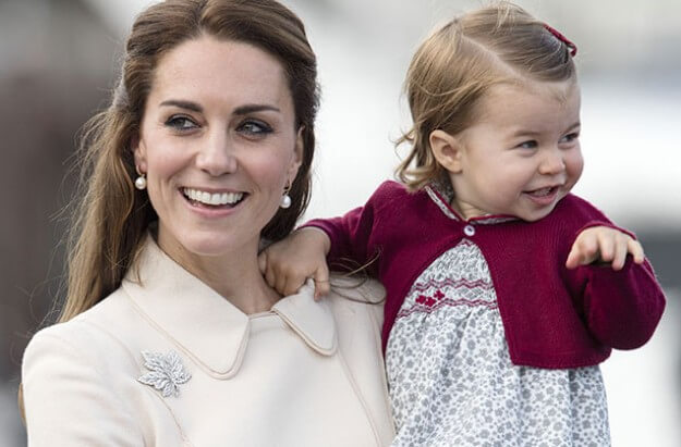 Kate Middleton's Cutest Mom Moments With Princess Charlotte