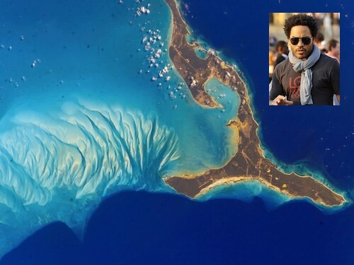 Lenny Kravitz Wants To Get Away