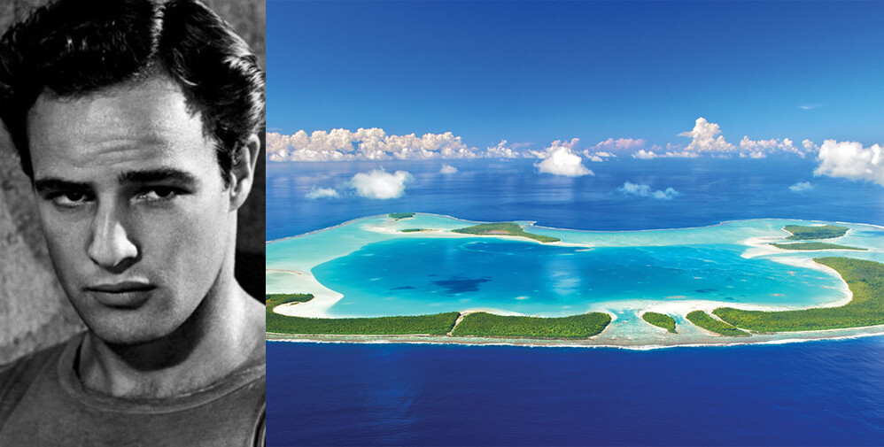 Marlon Brando's Tahitian Paradise