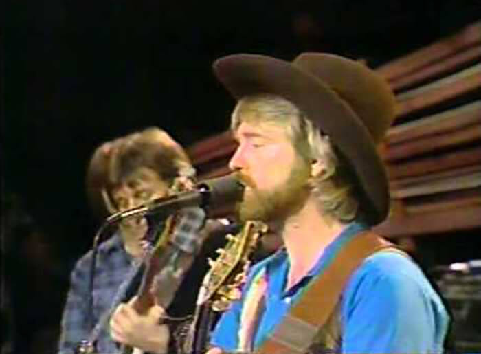 Michael Martin Murphey (And Son)