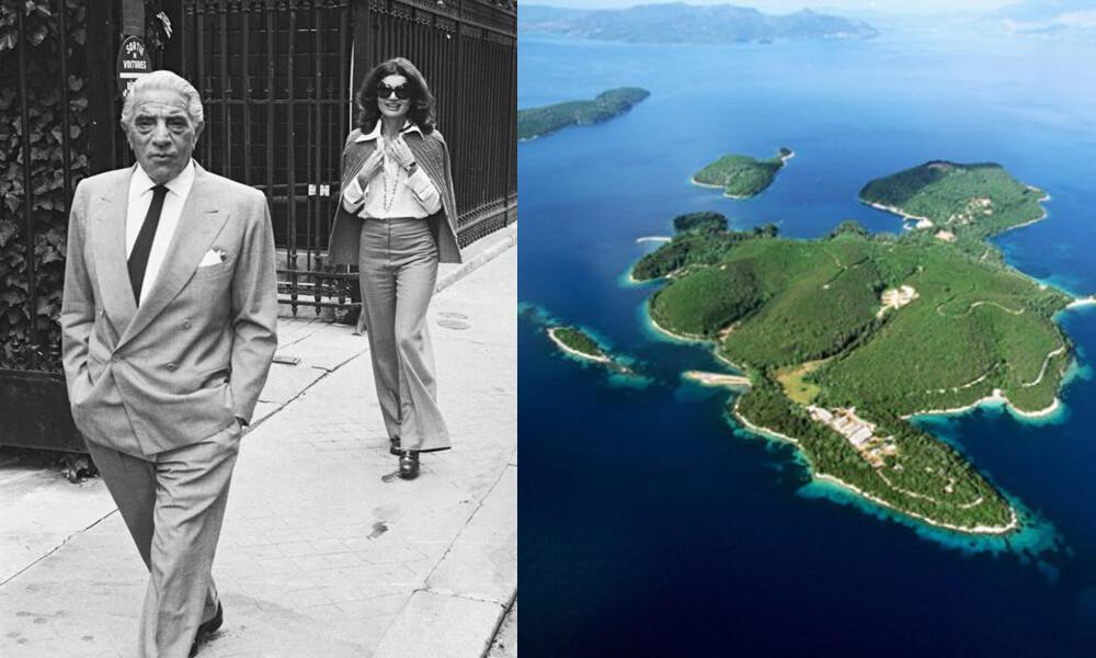 Skoripos Island